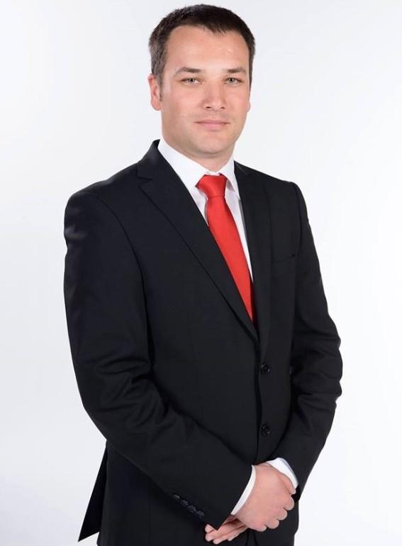 Alexandru Lucian Igrisan primarul orasului Zarnesti